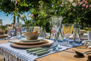 Summer Time tafel