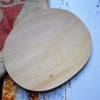 Onderbord Mango hout